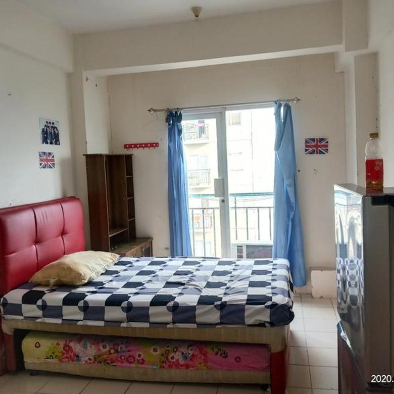 Apartemen Puri Park View Tower A studio lt 19 semi furnish hdp pool/selatan