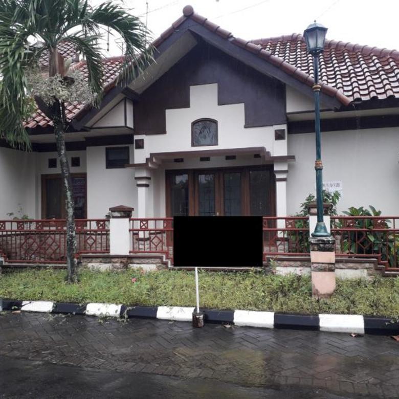 Rumah Cocok utk Kantor/Hunian dkt Kampus UGM/Sekolah Al Azhar