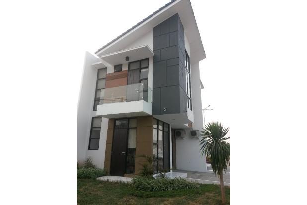 rumah minimalis modern 2 lantai, Dekat dengan Jogging Track 16724455