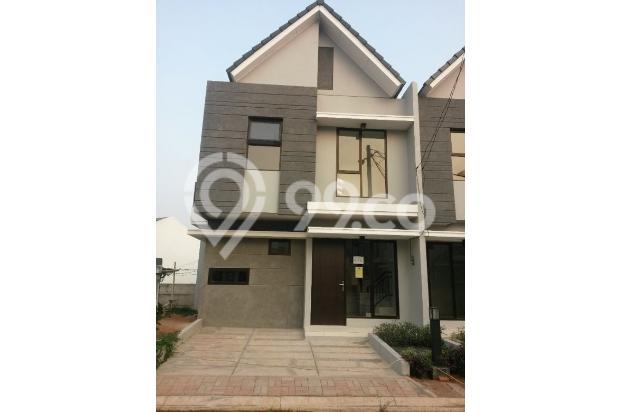rumah minimalis modern 2 lantai, Dekat dengan Jogging Track 16724466