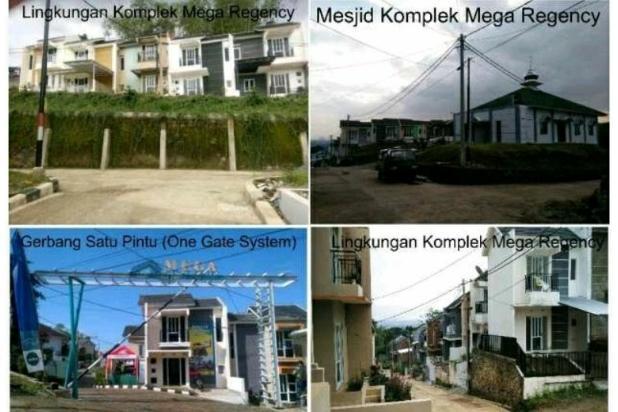 Dijual Rumah 2 Lantai Paling Murah di Mega Regency Bandung 17296529