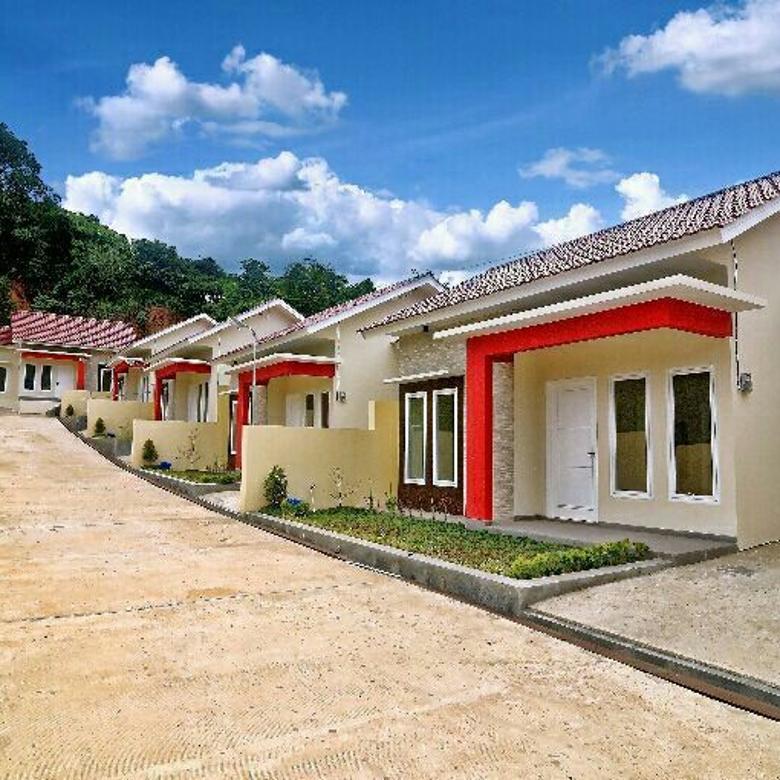 Rumah Baru siap huni padat karya Loa bakung