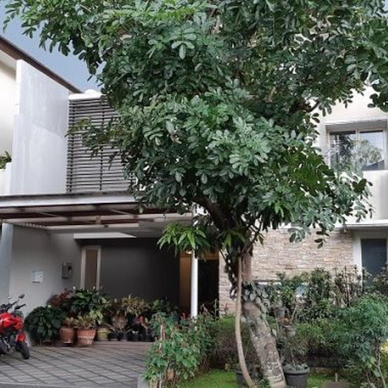 Rumah Dijual di Serenia Hills 1, Lebak Bulus, Sudah Renovasi, LT 185 m2