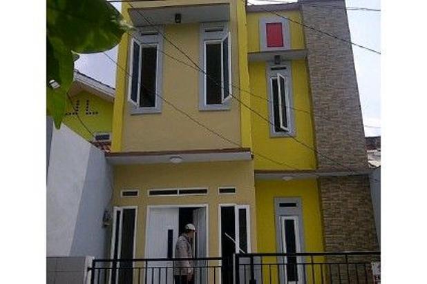 rumah minimalis harga praktis dipondok ungu permai bekasi