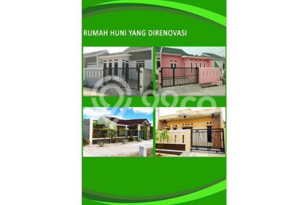 Rumah KPR Double Dinding Subsidi Tangerang 900rb Tetap Dekat Stasiun 10509678