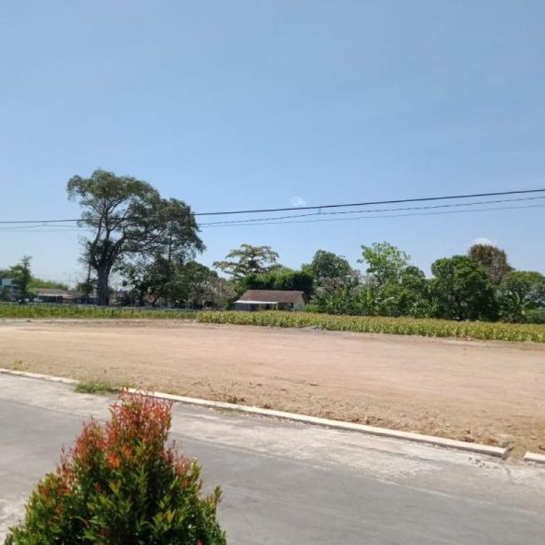Tanah Pekarangan Murah Siap Bangun di Banyudono Boyolali (MS)