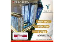 Apartemen TIERRA di Surabaya barat ada Mall nya, cuma 600 juta -an