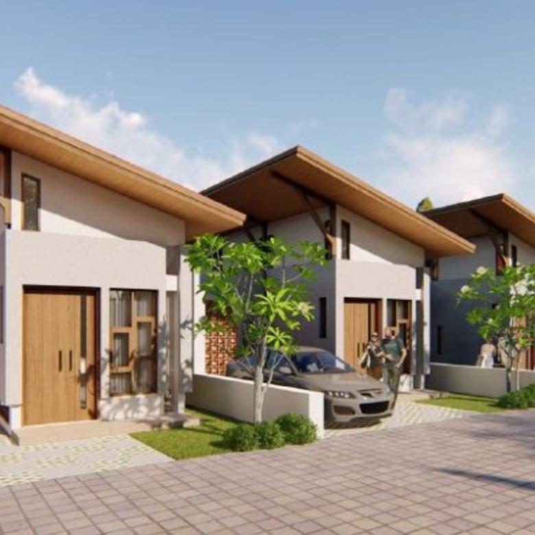 Dijual Rumah Baru SHM di Griya Asri Cahaya Cipageran Cimahi