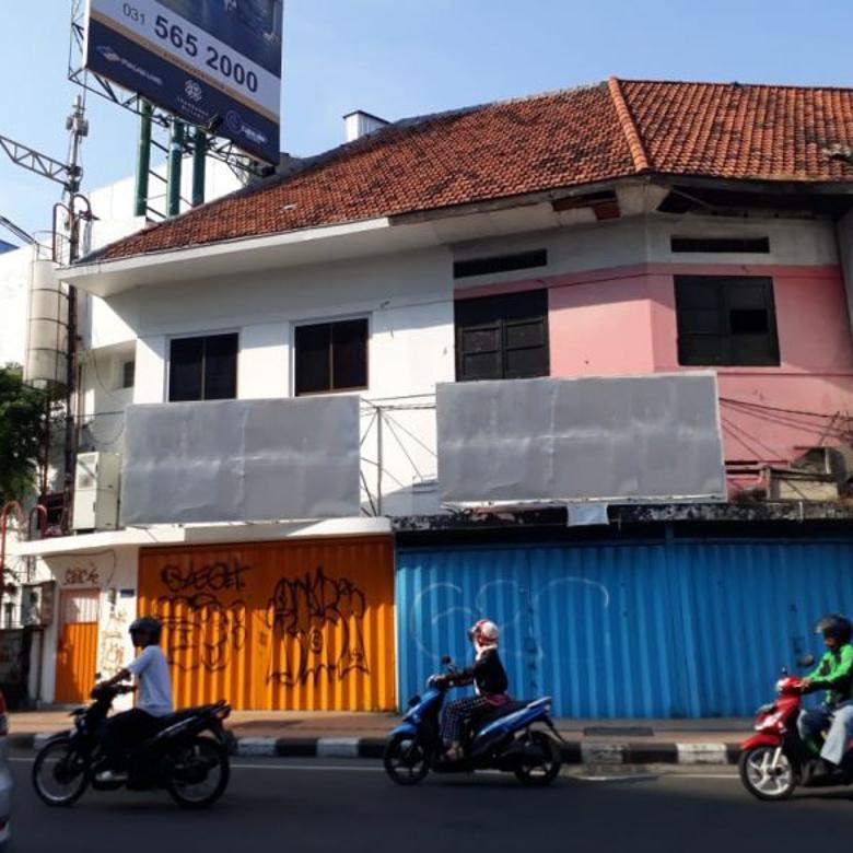 Ruko 2 lantai Jalan Bubutan