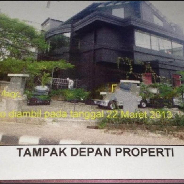 Dijual Gedung Kantor Di Prapanca, Prapanca, Jakarta Selatan