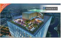 Dijual Komersial di Tangerang Gedung Perkantoran The The Prominence 30lt