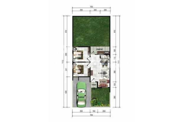Rumah di jual padalarang murah baru DP ringan bisa KPR 12181244