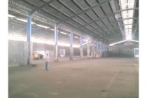 Disewakan gudang di kbn marunda luas 3500m