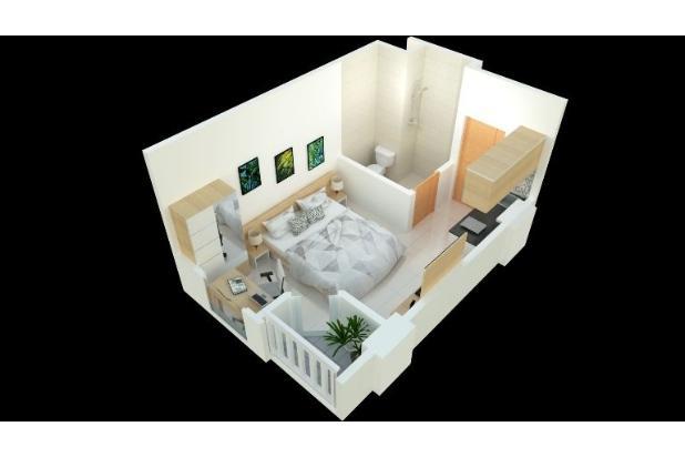 Rp529jt Apartemen Dijual