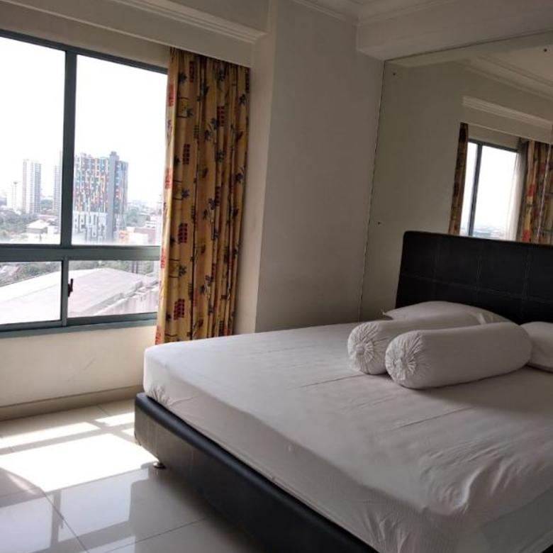 Dijual dibawah harga NJOP Best Pool & City View Apartment Beverly Surabaya