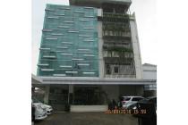 Dijual Gedung 5 Lantai di Pinggir Jalan Pasar Minggu Jaksel