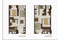 Exclusive Apartment Podomoro City Deli Medan Type 2Bedroom
