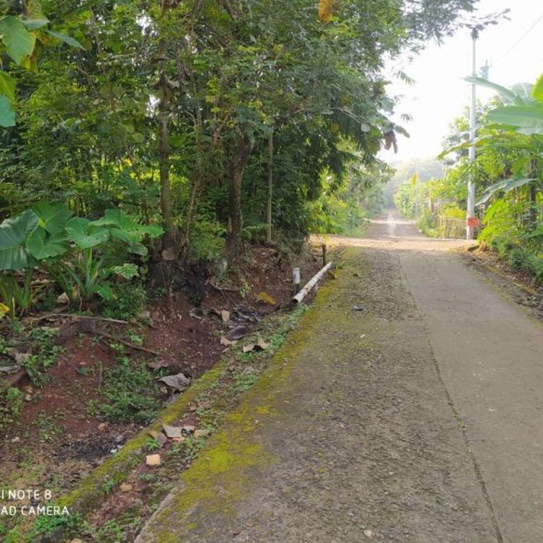 Tanah Pekarangan Luas di Nogosari Boyolali (MS)