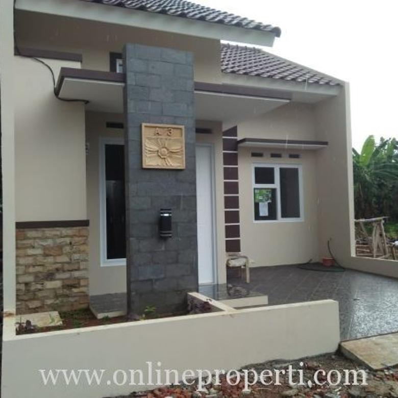 Dijual Rumah Pesona Residence Minimalis ,Lokasi Strategis