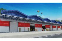 DIJUAL! Gudang Loading Dock Kosambi Permai 5.6 M, 30x FLAT!