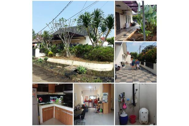 Rumah siap huni di villa melati mas 18273358