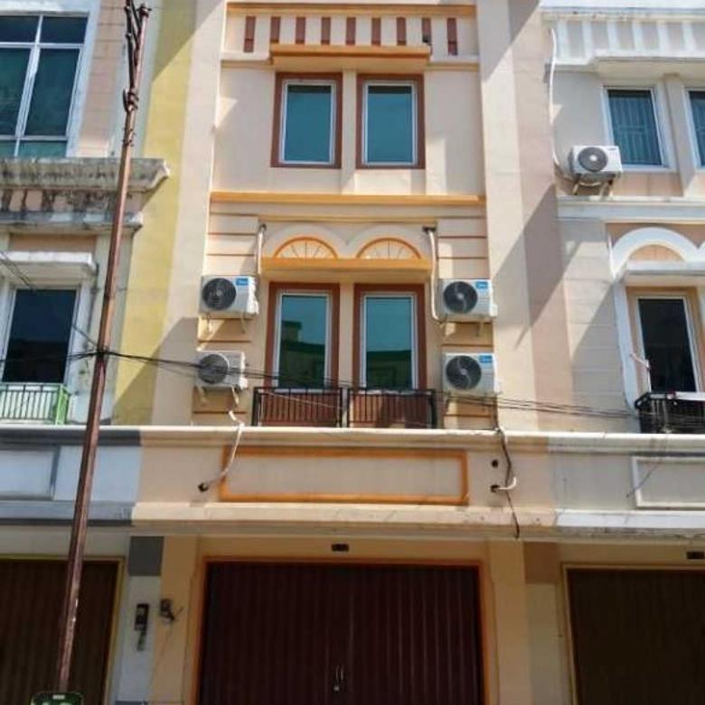 Dijual Ruko MADRID 2 BSD City Tangerag Selatan