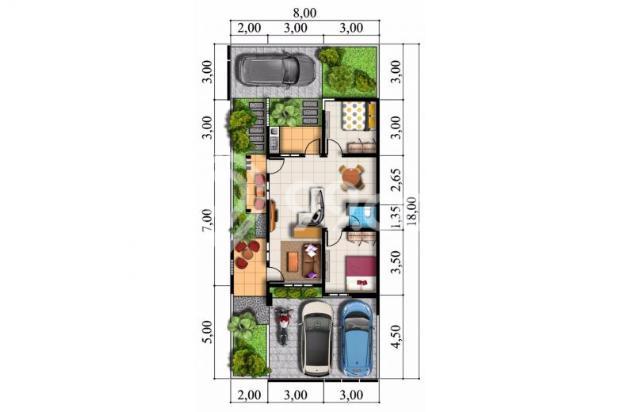 Dijual Rumah Murah Di Bekasi, Rumah Idaman Bekasi Bisa KPR 11065798