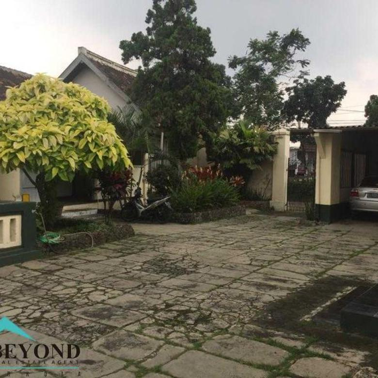 Rumah Klasik Tanah Luas ASRI+NYAMAN! Baros Cimahi