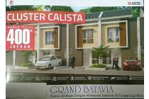 Rumah 2Lantai grand Batavia cadas kukun Tangerang Bebas Banjir Jaya Group