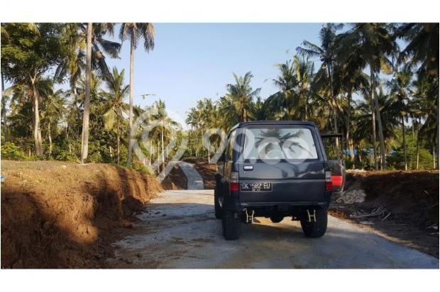 Kavling Bonian Pinggir Jalan Desa 8400911