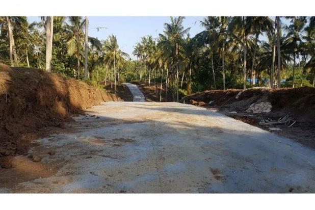 Kavling Bonian Pinggir Jalan Desa 8400914