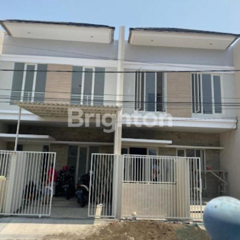 Rumah baru minimalis nirwana eksekutif