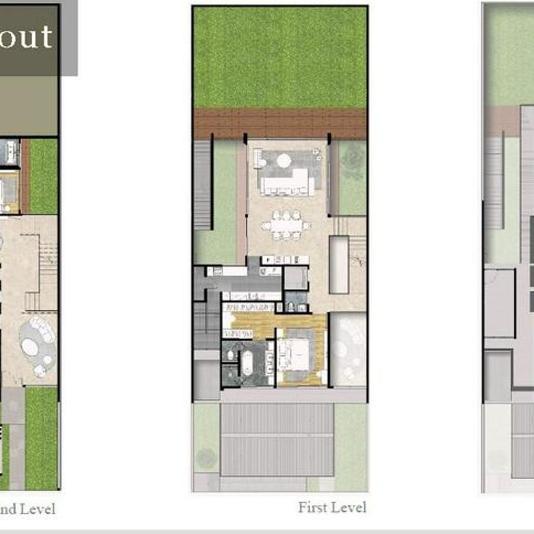 Lyndon Nava Park - Rumah Termewah di Serpong dgn fasilitas Resort Bintang Lima