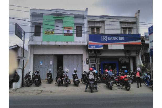 di jual cepat ruko 2 lantai mainroad, jl. raya gado bangkong, cimahi