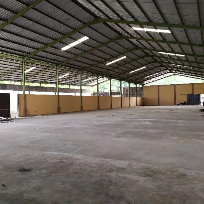 Gudang Desain Pabrik Gudang Dekat Jalan Tol Semarang Solo