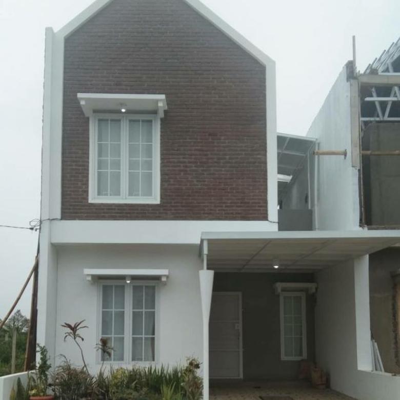 rumah 2 lantai TANPA DP  di cilame bandung barat