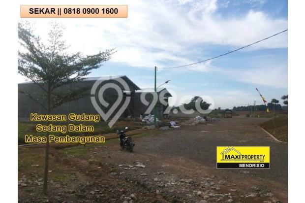 Dijual Tanah Di Kawasan Pergudangan Dekat Tol BSD Serpong 13582607