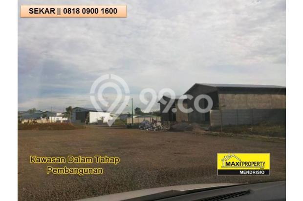Dijual Tanah Di Kawasan Pergudangan Dekat Tol BSD Serpong 13582606
