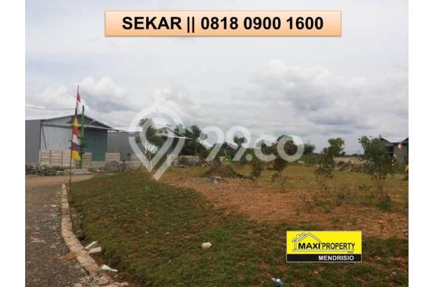 Dijual Tanah Di Kawasan Pergudangan Dekat Tol BSD Serpong 13582614