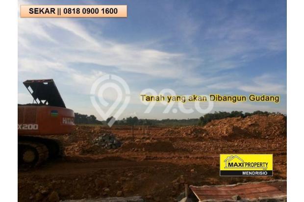Dijual Tanah Di Kawasan Pergudangan Dekat Tol BSD Serpong 13582612