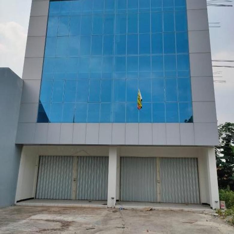 ruko mewah 3 Lantai, pinggir Jl.Raya