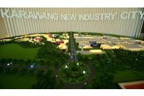 Kavling Tanah Karawang New Industry City (KNIC) by CFLD - MURAH !