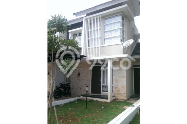 Rumah Cluster 2 Lantai di Cibubur-Cileungsi 9838301