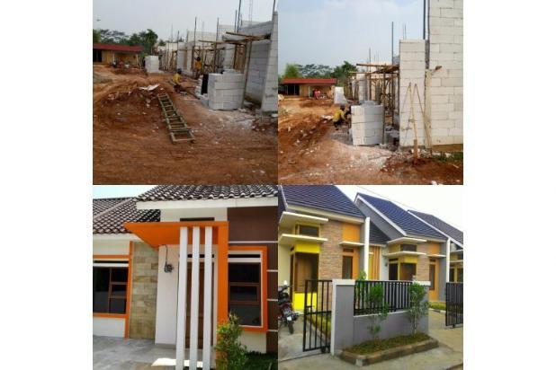 rumah kawasan keluarga Villa sederhana 7316493