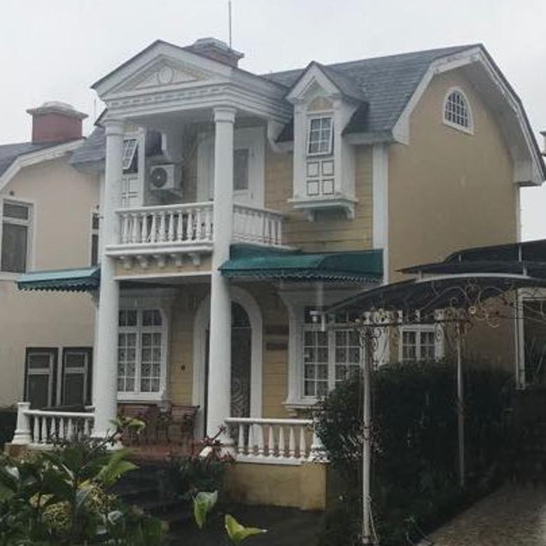 Dijual Rumah Villa  Di Kota Bunga Puncak Siap Huni  Bagus