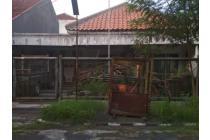 Rumah Dijual Harga Tanah Saja di Gayungsari Barat, Surabaya