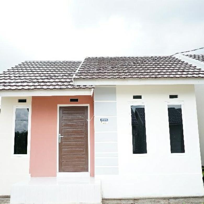 Rumah 0 rupiah & cicilan 900 rb flat sampai lunas, MAU??