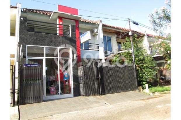 Hunian 2 lantai hadap timur di HI Bekasi, lokasi strategis ( J.558 ) 5561306