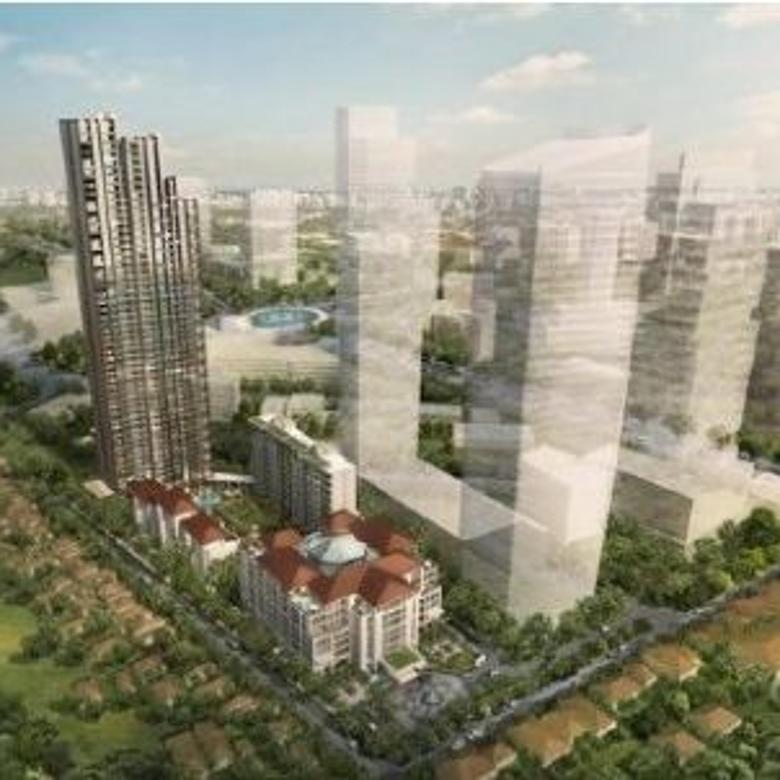Dijual Luxury Apartement Le Parc Thamrin Nine Mansion Tower 4BR (1.665 sqm)