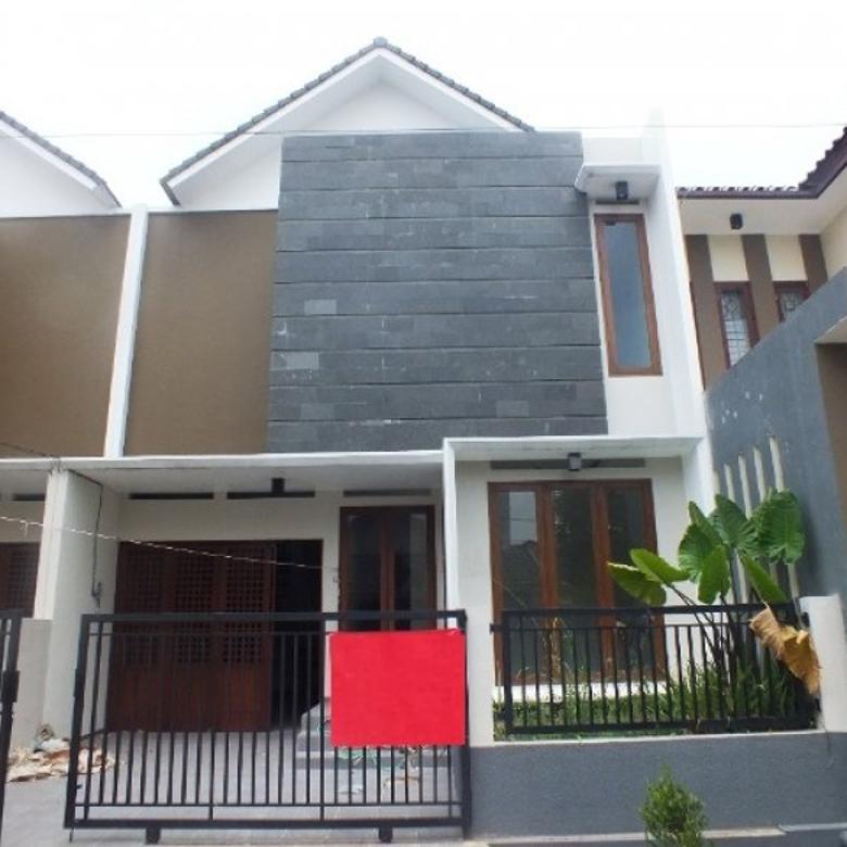 Dijual Tangerang Selatan Rumah Minimalis Kolam Renang Waa2